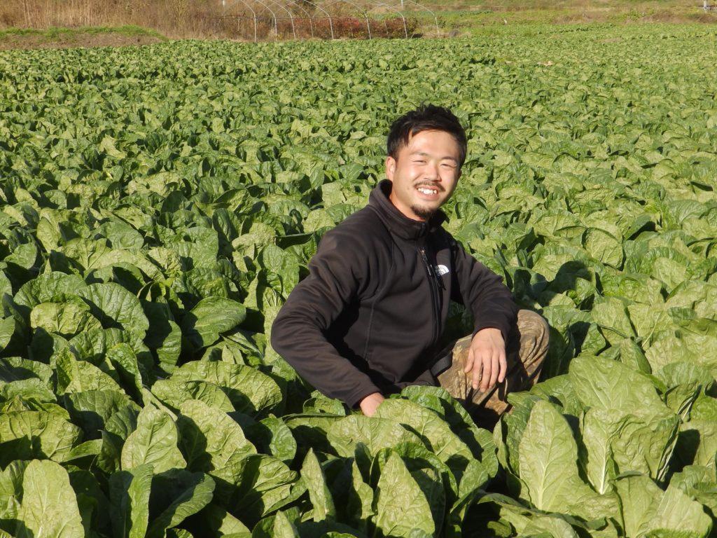 次世代農業家のsolamade 代表者の一問一答